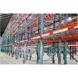 Los depósitos de acero para la venta de estanterías industriales