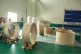 Isolante de transformadores isolados a óleo dos cilindros de papel