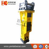 Бесшумный Тип Soosan Sb81 Гидравлический рок автоматический выключатель