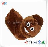 Pistoni del cotone della peluche del panda dei pistoni di Poop di Emoji
