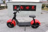 2017 Novo Projeto 1500W Citycoco Harley Electric scooters para preço de fábrica