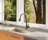 Старинная модель потяните вниз струей воды на кухне