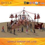 Slide Game (NC-09702)를 가진 배 Net Climber Playground