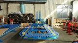 機械をまっすぐにするガレージ装置修理ツール車フレーム
