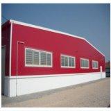 プレハブの軽い鉄骨構造の倉庫の建物(TL-WS)
