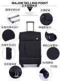 """Мешок перемещения багажа вагонетки мягкого багажа 20 черного цвета """""""