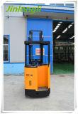 Qualitäts-Fabrik-Gabel-Reichweite-elektrischer Gabelstapler mit Curtis-Controller
