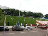 l'erba artificiale di gioco del calcio supremo di 50mm ha certificato da Labosport