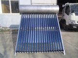 Presión Compacto Heat Pipe Solar Calentador de Agua (PVDF Silver Plate)