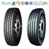 China Lkw de alta qualidade Reifen Pneu Neumaticos 11R22.5, 11r24,5