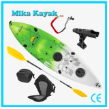 Preiswertes Rotationsformteil-Plastikboots-Meer sitzen auf Spitzenfischen-Kajak-Kanu