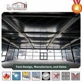 Zwart ThermoDak 15X15m van de Structuur van de Kubus van de Kleur Tent voor OpenluchtGebeurtenis