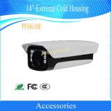 """14 """" 극단적인 찬 주거 (PFH610E)를 사례 Dahua 안전 CCTV 부속품"""