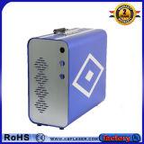 30W волокна лазерный маркер машины для металлов, металлический логотип