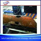 Perfil de tubo cuadrado de tubo redondo de plasma CNC Oxicorte biselado de la máquina para fabricación de acero