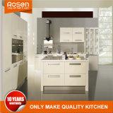 Contrmporary populäres Hausmatt-weiße moderne Küche-Möbel