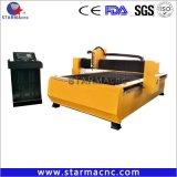 Tabla de plasma CNC CNC Máquina de corte para Acero inoxidable al carbono