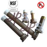 Chumbo Latão gratuito do medidor de água de acoplamento com NSF61 Certificado