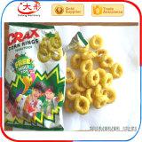 Puffs de milho Extrusora máquina de snacks de milho expandido