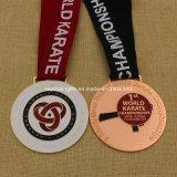 2015 de Medaille van de Marathon van Mansfield van het Bereik van de Douane van de Bevordering 10k