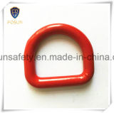D-Rings металла вспомогательного оборудования проводки безопасности (H113D)