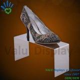 Fabricado en China el espejo de metal de estante de zapato Retail Soporte de pantalla
