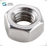 Bonne qualité en acier inoxydable DIN 934 écrous hexagonaux, les écrous hexagonaux