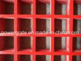 Rejilla moldeada GRP guardarraíl balcón