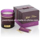 Velas de massagem perfumadas de luxo como presente de casamento
