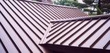 Алюминиевый крен крыши шва положения меди бывший