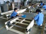 Transmissor de aço inoxidável de alta qualidade Transportador de transportador de PVC