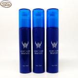 blaues Haustier-Plastiklotion-Flasche der Farben-70ml mit Pumpen-Sprüher