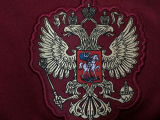 Taza europea Rusia Jersey casera de 2016 estaciones