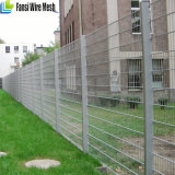PVC熱い販売のための上塗を施してある金網の塀
