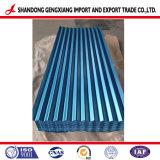 Colorare la lamiera di acciaio rivestita dell'acciaio Sheet/PPGL dell'acciaio Sheeting/PPGI/strato ondulato preverniciato del tetto
