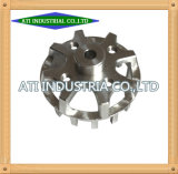 CNC die van uitstekende kwaliteit de Delen van de Apparatuur van Vervangstukken machinaal bewerken