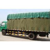 صنع وفقا لطلب الزّبون عال [تر سترنغث] شحن شاحنة تغطية [بفك] مشمّع وقاية بناء فينيل يكسى