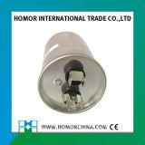 Capacitor Sh duplo eletrolítico Cbb65 40/70/21 do condicionador de ar da C.A. da venda quente