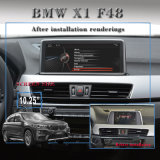 "Anti-Glare Carplay 10.25 "" Android Car Stereo BMW X1 F48 Anti-Glare GPS Navigatior"
