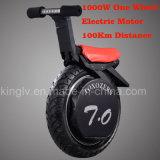 Motociclo elettrico della batteria di litio della rotella del commercio all'ingrosso uno