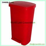 50 L intérieur de couleur différente des poubelles à pédale