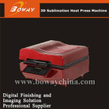 Da impressora quente de transferência do vácuo do Sublimation da caneca 3D da caixa do telefone imprensa pequena elétrica do calor