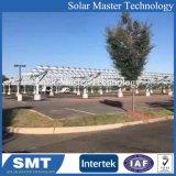 Zonne Opzettende Structuur voor het Systeem van Carport van het Aluminium
