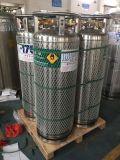 175 L de azoto líquido Dewar industriais cilindro de gás