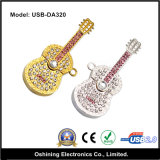 USB 8GB Flash Drive (USB-DA320) di Design Diamond del violino