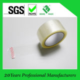Acryl Zelfklevend Karton die op basis van water de Band van de Verpakking verzegelen BOPP
