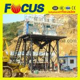 Завод горячего хоппера скипа строительного оборудования Hzs35 сбывания конкретный дозируя