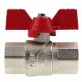 Weibliches und männliches Aluminiumbasisrecheneinheits-Griff-Kugelventil Dw264
