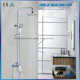 La douche en laiton de robinet de Bath de fournisseur d'usine a placé avec MOQ inférieur