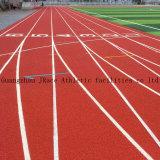 Synthetische Atletische Renbaan 400m 8lanes van het polyurethaan